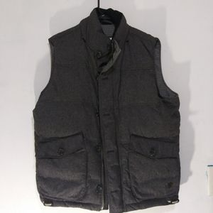 Plectrum by Ben Sherman Mens puffer vest
